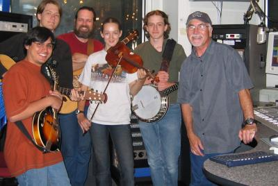 KSON The Bluegrass Special